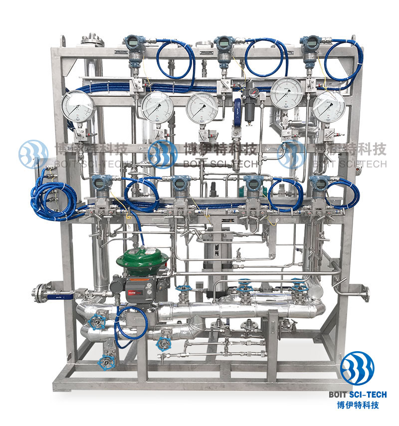 dry_running_gas_seals_control_panel_system